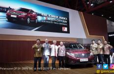 Glory 580, SUV China Rasa Eropa Hadir di IIMS 2018 - JPNN.com