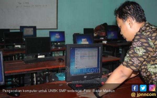 Waspada! Jelang UNBK, Maling Gencar Incar Komputer Sekolah - JPNN.com