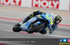 Marquez Jatuh, Iannone Paling Kencang di FP2 MotoGP Amerika - JPNN.com