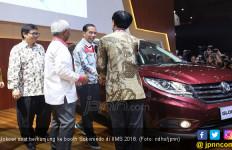 Jokowi Antar Sokonindo Rilis Aset USD 300 Juta di IIMS - JPNN.com