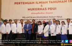 Zulhasan Diangkat Sebagai Anggota Dewan Kehormatan PDUI - JPNN.com