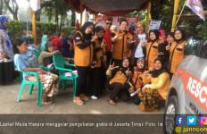 Laskar Muda Hanura Gelar Pengobatan Gratis di Jakarta Timur - JPNN.com
