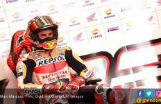 Detik - Detik Insiden Marquez - Vinales di Q2 MotoGP Amerika - JPNN.com