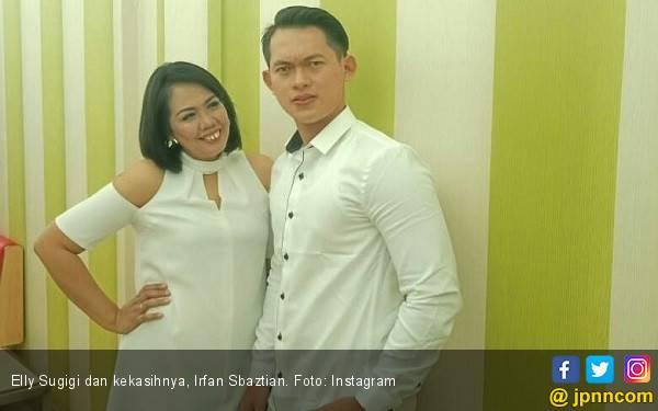 Elly Sugigi Blakblakan Soal Niat Awal Dirinya Bertengkar Settingan dengan Irfan Sbastian - JPNN.com