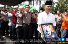 Perahu Cinta Jadi Lagu Terakhir Wakapolres Labuhanbatu - JPNN.com