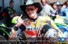 MotoGP Amerika: Antara Marc Marquez, Dinner dan Nicky Hayden - JPNN.com