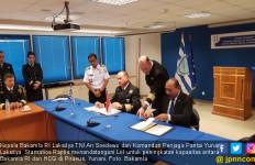 Bakamla RI Teken Kerja Sama dengan Coast Guard Yunani - JPNN.com