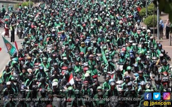 Ini Curhatan Komunitas Ojek Online ke Prabowo - JPNN.com