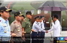 Jokowi Sambangi Korban Gempa Banjarnegara - JPNN.com