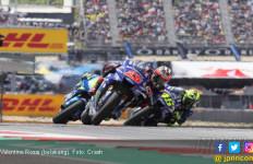 Jangankan Dekati Marquez, Kejar Iannone Saja Rossi Tak Bisa - JPNN.com