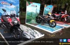 Ban Baru Corsa Platinum Cross S Buat Penggila Adventure - JPNN.com