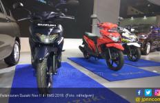Suzuki NEX II Terjual 4 Ribu Unit Per Bulan - JPNN.com