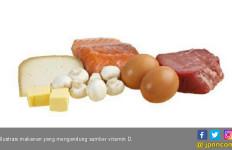 Ketahui Dampak Kekurangan Vitamin D - JPNN.com