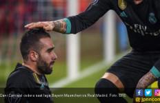 Liga Champions: Dani Carvajal jadi Tumbal Kemenangan Madrid - JPNN.com