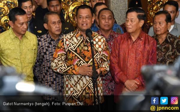 Warga Mesuji Lampung Deklarasi Dukung Gatot Nurmantyo - JPNN.com