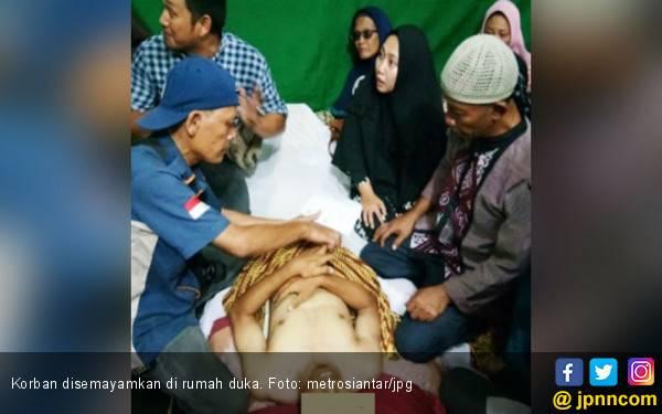 Pengin Hidup Mandiri, Irfan Budianto Malah Tewas Mengenaskan - JPNN.com