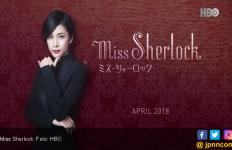 Sherlock Holmes Versi Cewek Jepang Tayang di HBO Hari Ini - JPNN.com