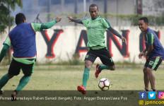 Ruben dan Dzhalilov Terancam Absen di Leg Pertama Semifinal Piala Presiden - JPNN.com
