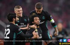 Real Madrid dan Ronaldo Ukir Rekor Hebat di Liga Champions - JPNN.com