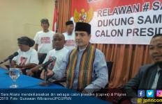 Sam Aliano: Hoki Veronica Tan Bisa Bawa Saya Jadi Presiden - JPNN.com