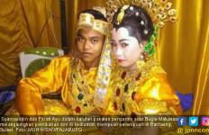 Pernikahan Dini Syam dan Ayu, Kapan Punya Momongan? - JPNN.com