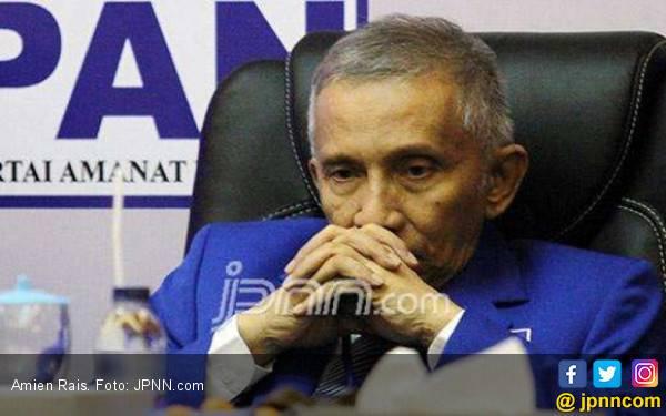 Amien Rais Bakal jadi Sosok yang Sedikit Mengganggu PAN Bergabung ke Jokowi - Ma'ruf - JPNN.com