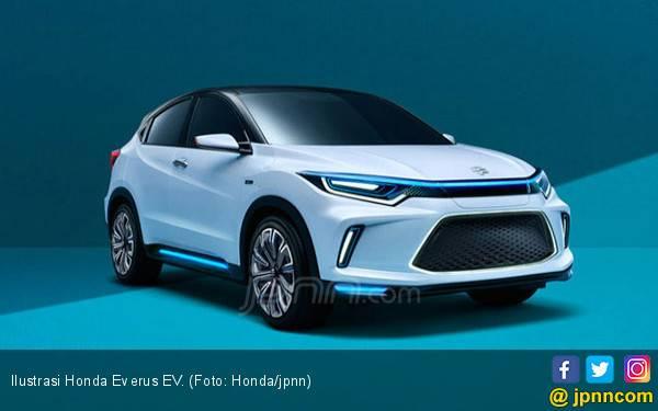 Everus EV, Mungkinkah Jadi Calon Honda HR-V Listrik? - JPNN.com