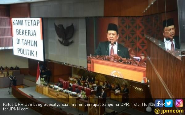 Bamsoet Pengin Pemilu Jadi Ajang untuk Happy - JPNN.com