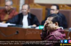 Setnov Mengaku Pingsan, Baru Tahu dr Bimanesh setelah Siuman - JPNN.com