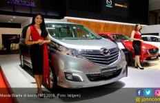 Di IIMS, Mazda Tebar Diskon Gila-gilaan Hingga Rp 80 juta - JPNN.com