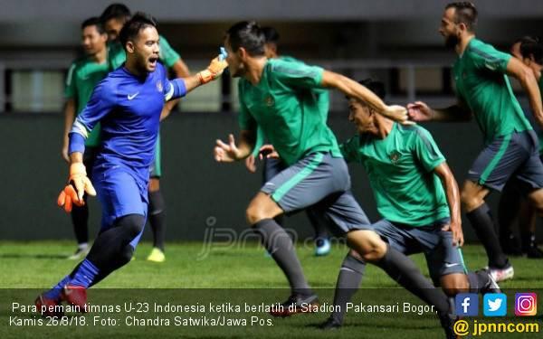 Timnas Indonesia vs Bahrain: Tunggu Peran Pemain Senior - JPNN.com