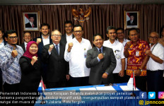 Indonesia - Belanda Kerja Sama Proyek Penelitian Sampah - JPNN.com