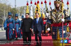 Jokowi Undang Kim Jong Un dan Moon Jae In di Asian Games - JPNN.com