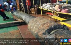 Warga Tiongkok Tersangka Minyak Tumpah di Teluk Balikpapan - JPNN.com