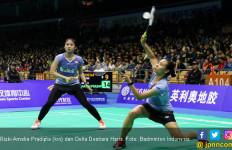 Della / Rizki Butuh 45 Menit Raih Tiket Semifinal BAC 2018 - JPNN.com