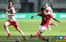 Indonesia vs Bahrain: Tamu Menang tapi Ketakutan - JPNN.com