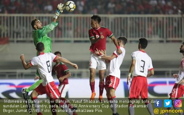 Indonesia vs Bahrain: Akui Ulur Waktu Cara untuk Menang - JPNN.com