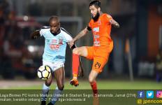 Klasemen Liga 1 2018: MU Masuk 3 Besar, Borneo FC Melorot - JPNN.com
