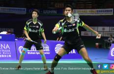 36 Menit! Owi / Butet Lolos ke 16 Besar Fuzhou China Open - JPNN.com