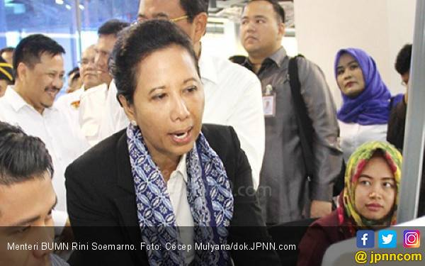 Ditegur Jokowi soal Impor Migas, Begini Respons Rini Soemarno - JPNN.com