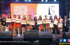 SPG Cantik Suzuki Sukses Kalungi Miss Motor Show 2018 - JPNN.com