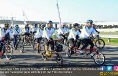 Sebanyak 7.500 Peserta Ikut Ramaikan Tour De Tjolomadoe - JPNN.com