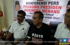 Ikut Aksi di CFD, Taufik Gerindra Bela #2019GantiPresiden - JPNN.com