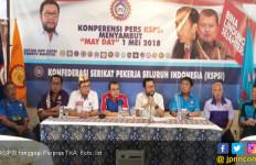KSPSI Dukung Perpres TKA - JPNN.com