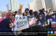 Intimidasi di CFD, KIPP: Parpol Jangan Menghasut Masyarakat - JPNN.com