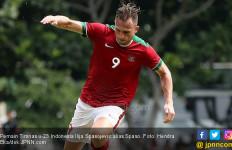 Indonesia vs Korut: Menanti Pembuktian Spaso, Live RCTI - JPNN.com