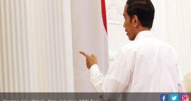 Pernyataan Jokowi di Hadapan Wartawan Istana Jelang Pelantikan Presiden Terpilih