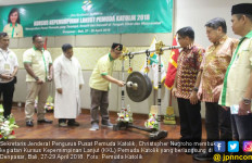 Kader Pemuda Katolik Harus Utamakan Kepentingan Masyarakat - JPNN.com