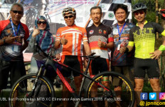 UBL Ikut Promosikan MTB XC Eliminator Asian Games 2018 - JPNN.com