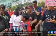 Korban #2019GantiPresiden: Anak Itu Menangis Kejer - JPNN.com